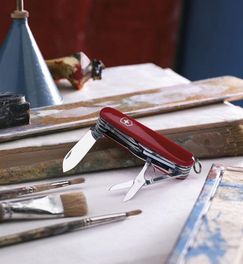 Canivete Explorer Vermelho em Blister