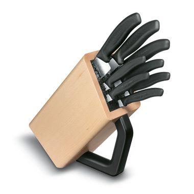 Cepo de facas Swiss Classic c/ 8 peças