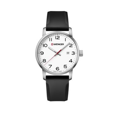 Relógio Masculino Wenger Avenue Branco