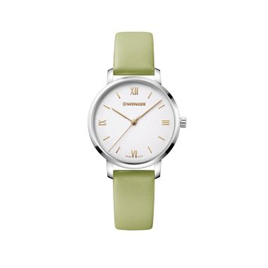 Relógio Feminino Wenger Metropolitan Donnissima Verde