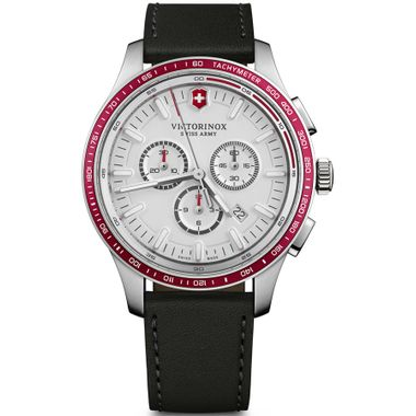 Relógio Masculino Alliance Sport Chronograph Branco