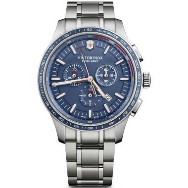 Relógio Masculino Alliance Sport Chronograph Azul
