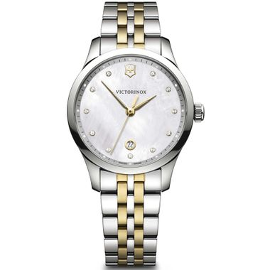 Relógio Feminino Alliance Small Cinza