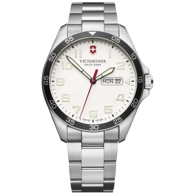 Relógio Masculino Fieldforce Branco