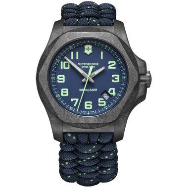 Relógio Masculino I.N.O.X. Carbon Azul