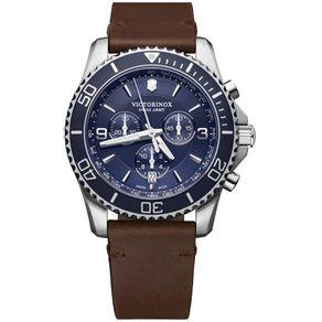 Relógio Masculino Maverick Chronograph Azul