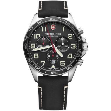 Relógio Masculino Fieldforce Chronograph Preto