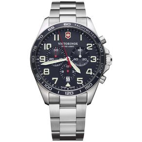 Relógio Masculino Fieldforce Chronograph Azul
