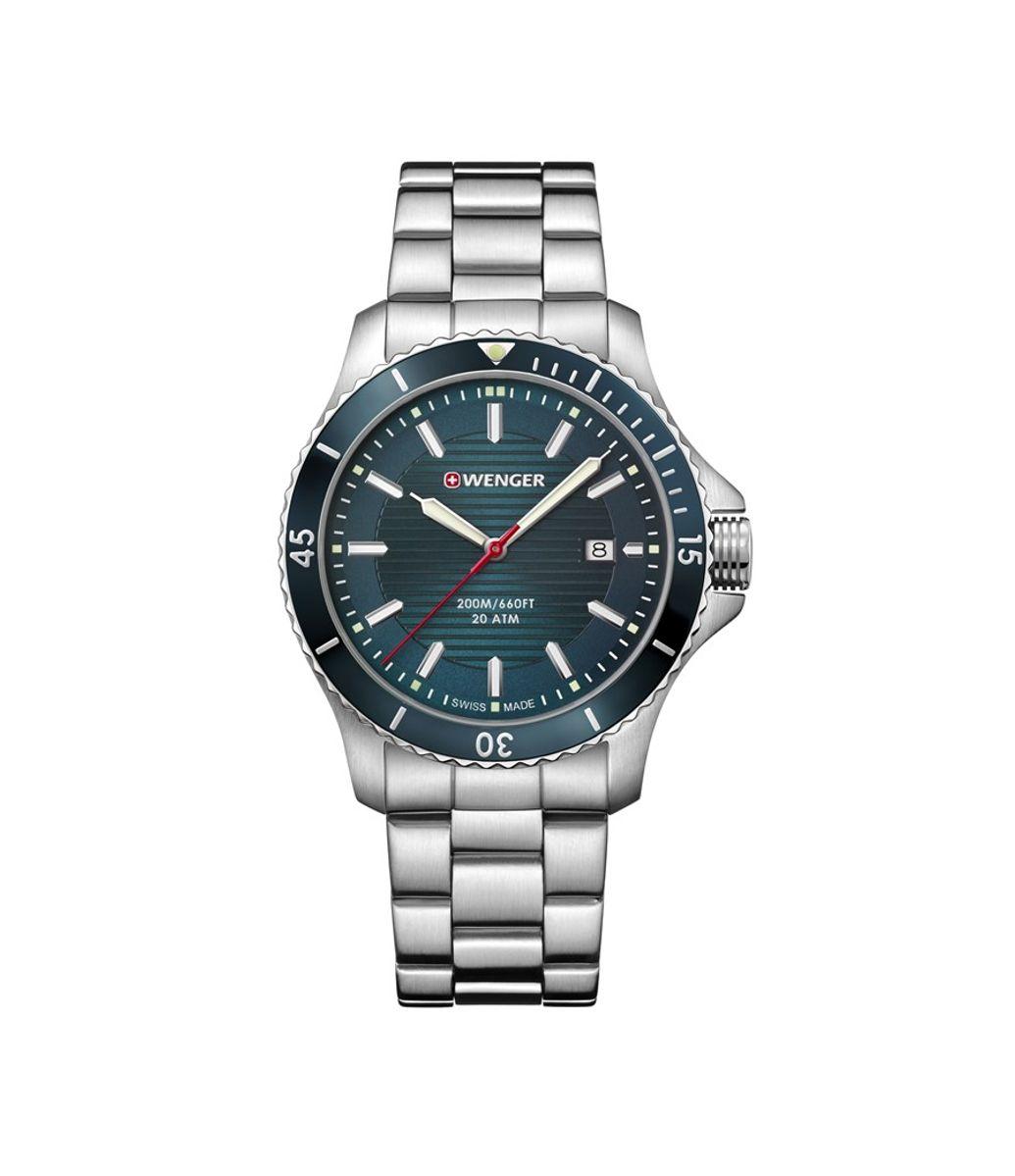 Relógio Masculino Wenger Seaforce Azul