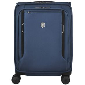 Mala de Bordo Werks Traveler 6.0 Softside Global Carry-On Azul - Bordo Internacional