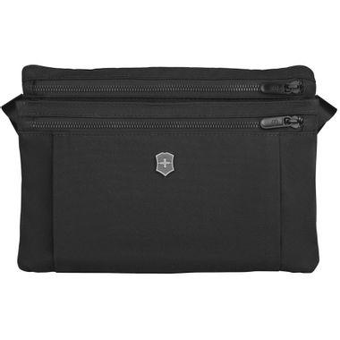 Bolsa Transversal Lifestyle Accessory Compact Crossbody Bag Preta