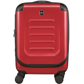 Mala de Bordo Spectra 2.0 Expandable Compact Global Carry-On Vermelha - Bordo Nacional