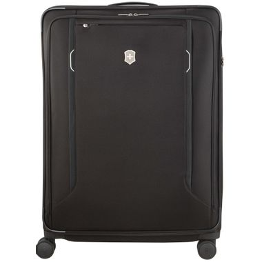 Mala Extra Grande Werks Traveler 6.0 Softside Case Preta