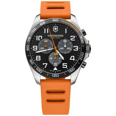 Relógio Masculino Fieldforce Sport Chronograph Laranja