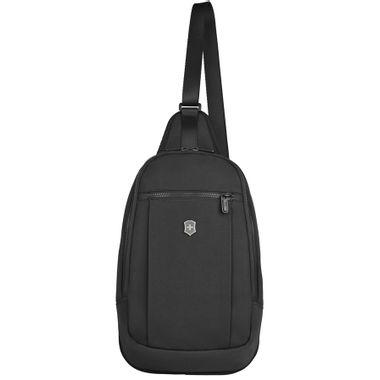 Bolsa Transversal Sling Bag Preta