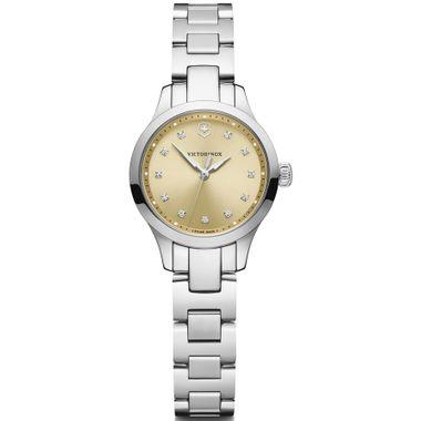 Relógio Feminino Alliance XS Laranja