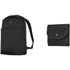 Combo Victoria 2.0 Compact Business Backpack + Carteira Victorinox Victoria Small Items Envelope