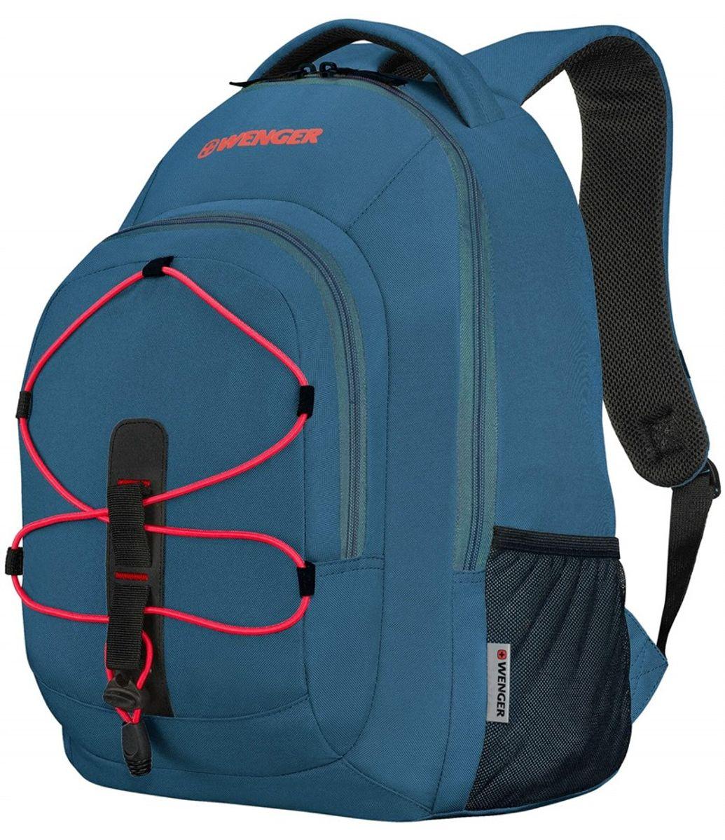 Mochila Wenger Mars Azul / Vermelha