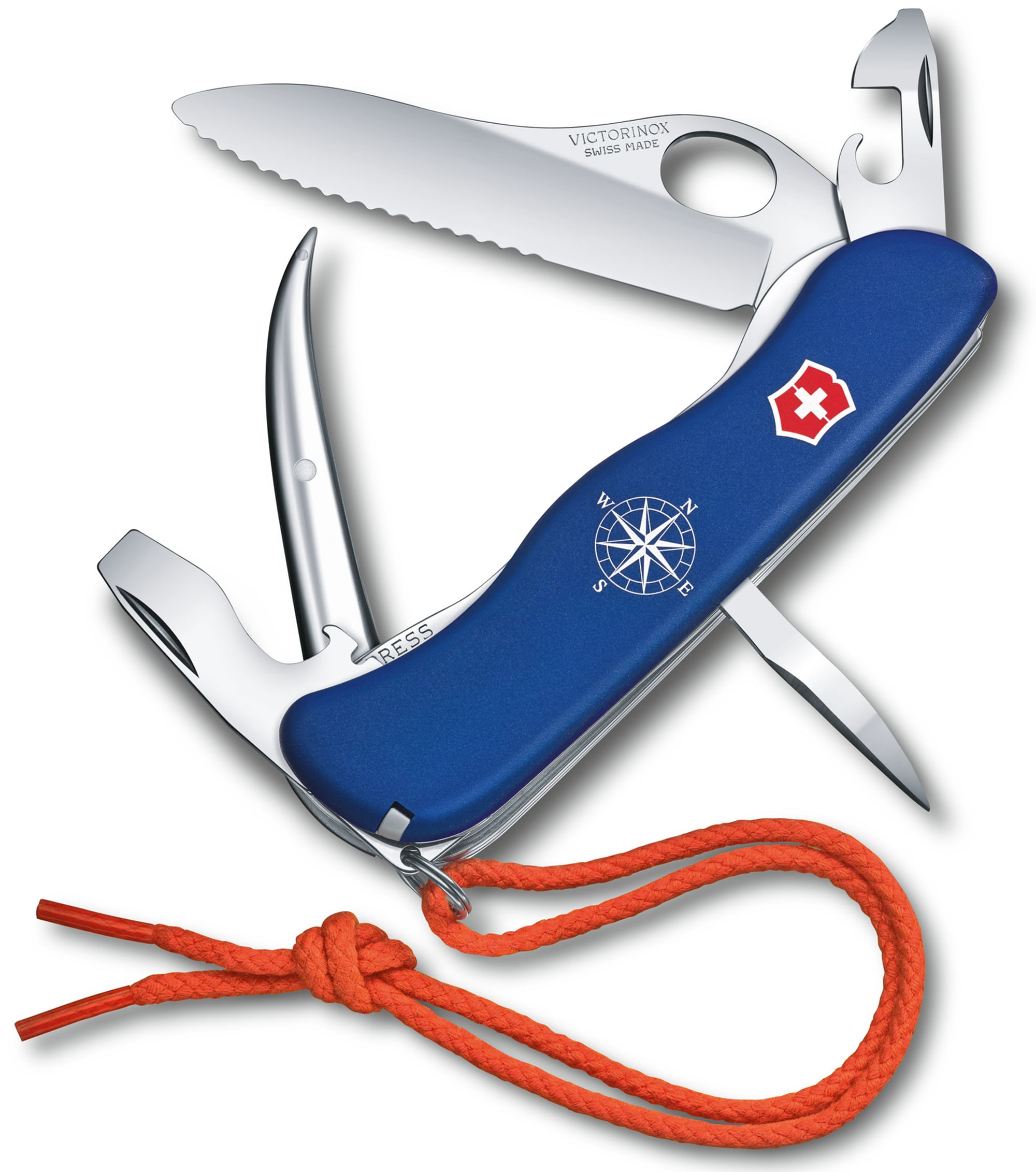 Canivete Skipper Pro Azul