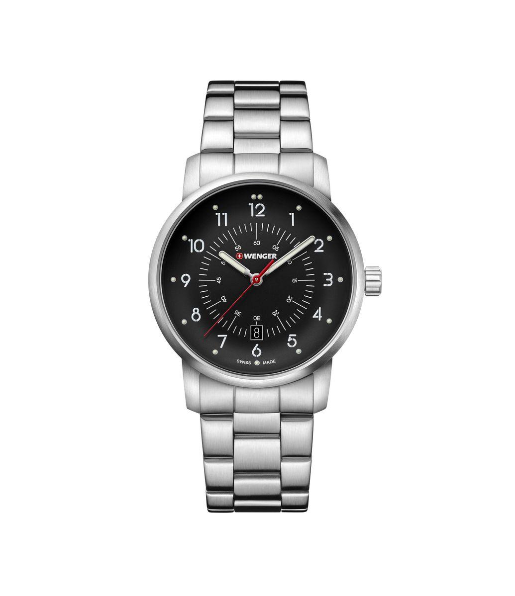 Relógio Masculino Wenger Avenue Preto